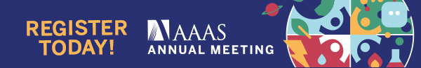 AAAS Annnual Meeting. 2021.
