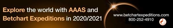 AAAS Members save more!