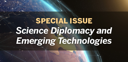 Center for Science Diplomacy submissions