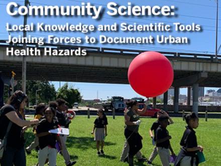 Community Science Webinar