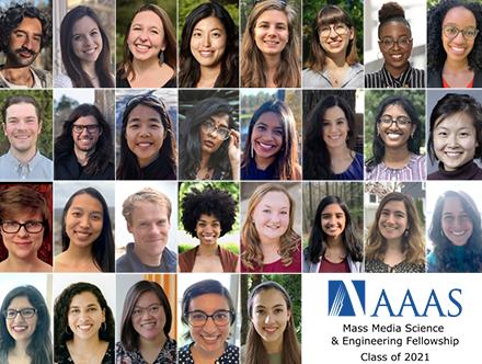2021 Mass Media Fellows
